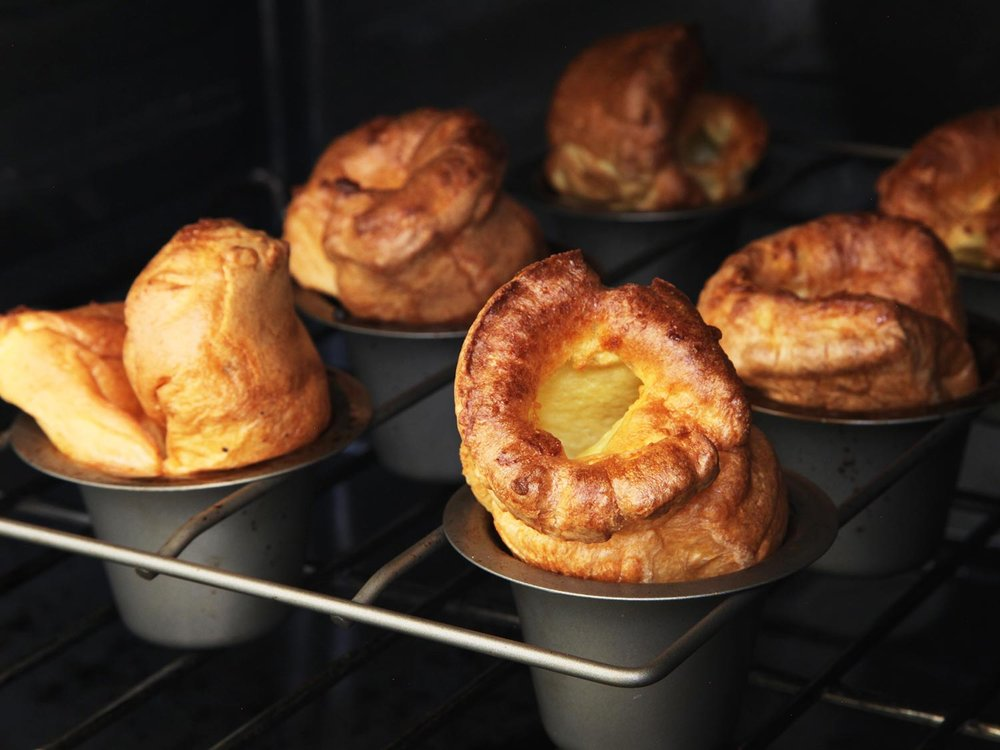 "Yorkshire Pudding... or ""Popovers"""