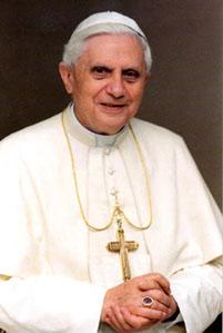 Pope Emeritus Benedict XVI