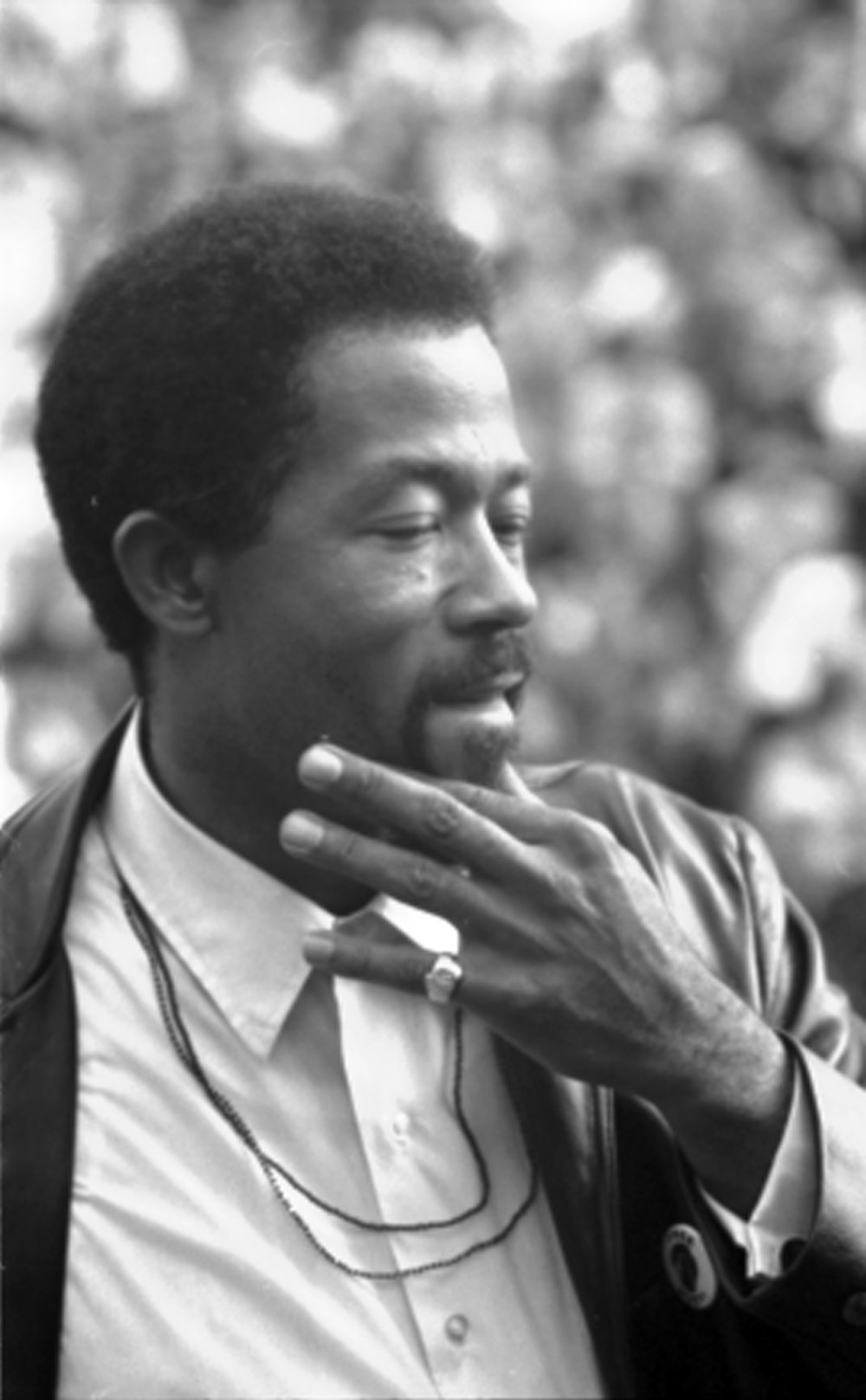 Eldridge Cleaver, Mormon Republican