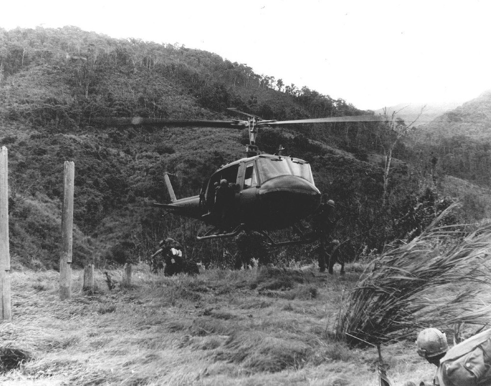 Air Cavalry  By United States Army Heritage and Education Center [Public domain], via Wikimedia Commons