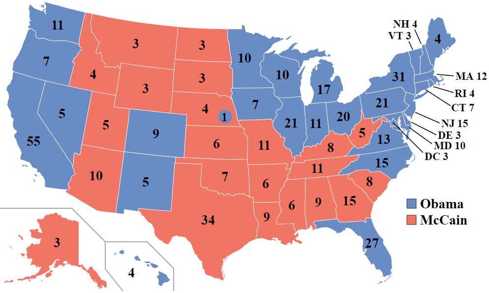 2008 United States Presidential Election