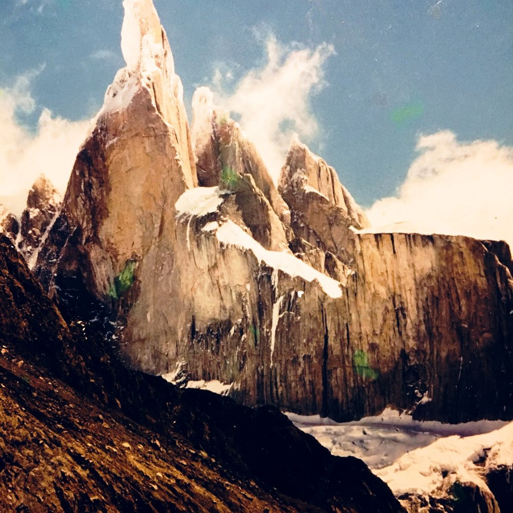 Cerro Torre, 19 de Agosto de 2001 - Letter from a friend