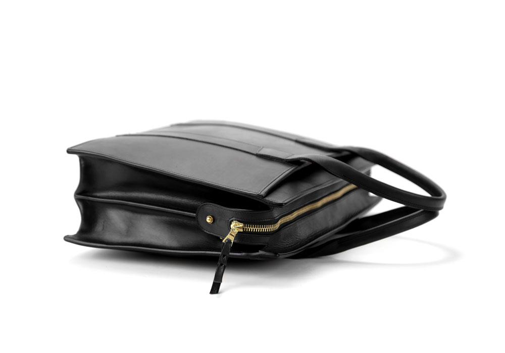 Black_Harness_Belting_Leather_Ziptop_Briefcase_Frank_Clegg_Made_In-USA_5.jpg
