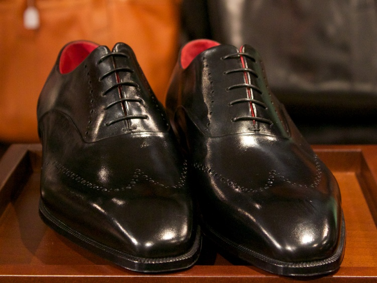 Austerity Brogue on 062/G
