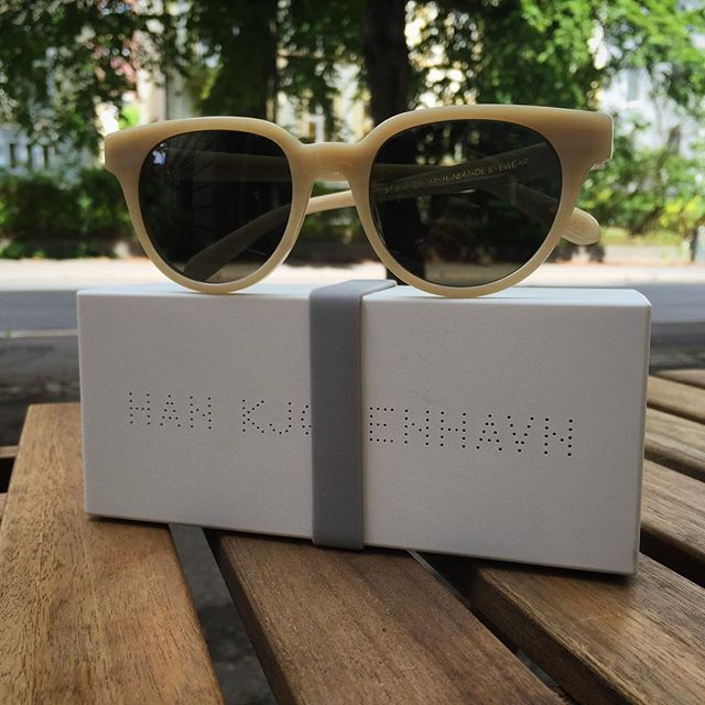 New models from @hankjobenhavn at Skomaker Dagestad😎 #dagestadwoman #skomakerdagestad #hankjobenhavn #hankjøbenhavn #summershades #sunglasses