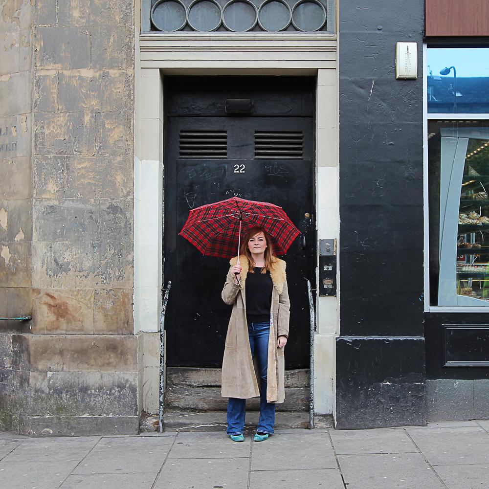 Jenny Lindsay, poet, writer, promoter
