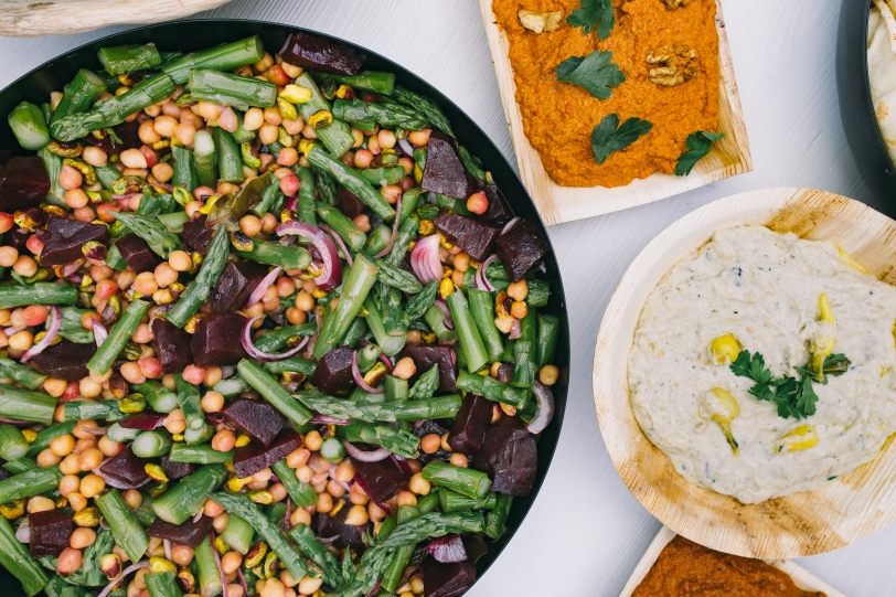 Corporate catering ideas for your next staff lunch food matters here are some yummy catering ideas for what might make up the perfect corporate lunch forumfinder Choice Image