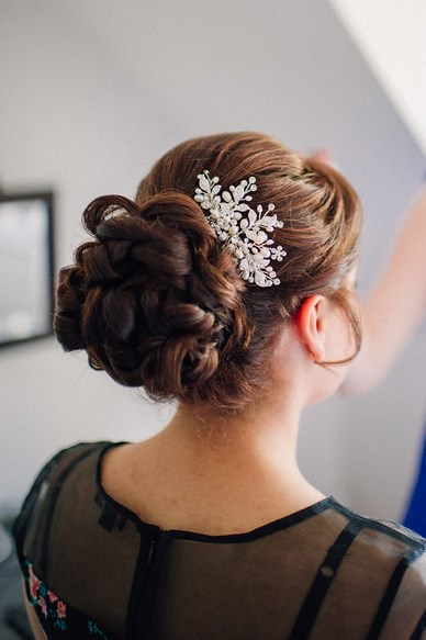 Bridal hair - Egham, Surrey.jpg