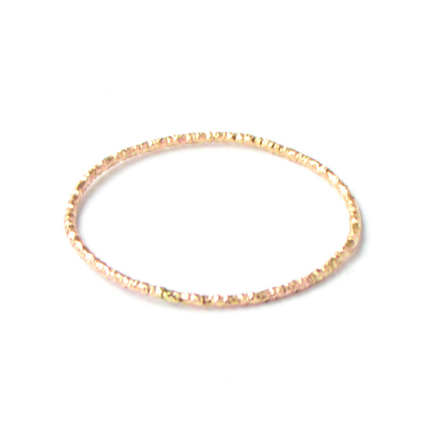 Glitter Stacking Ring