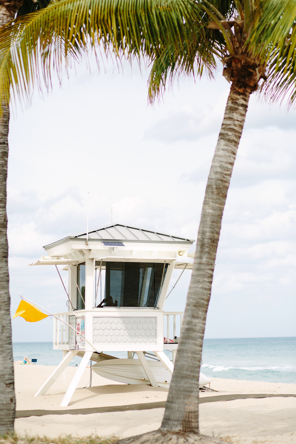 Fort Lauderdale Beach Florida Lifeguard