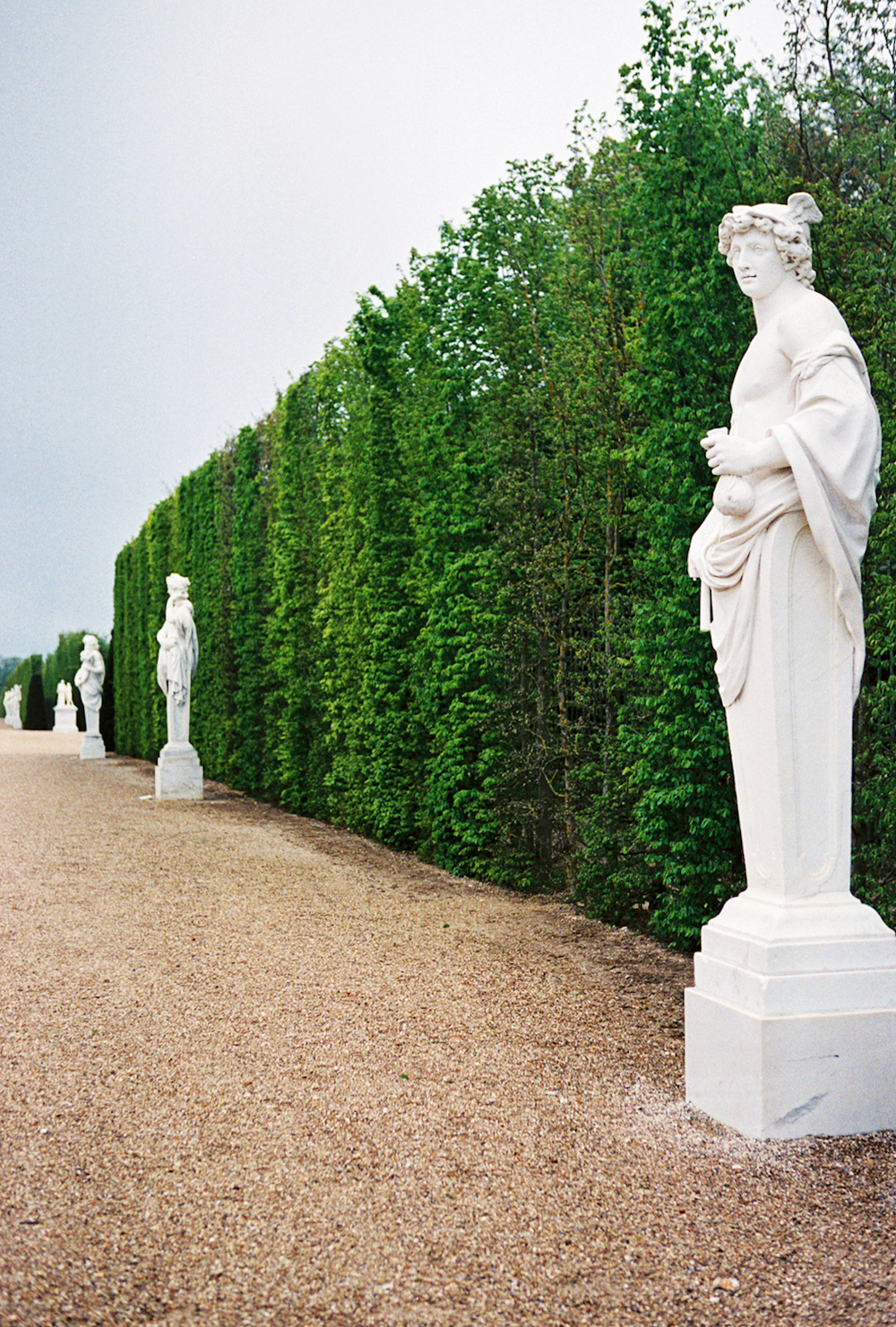 the versailles gardens