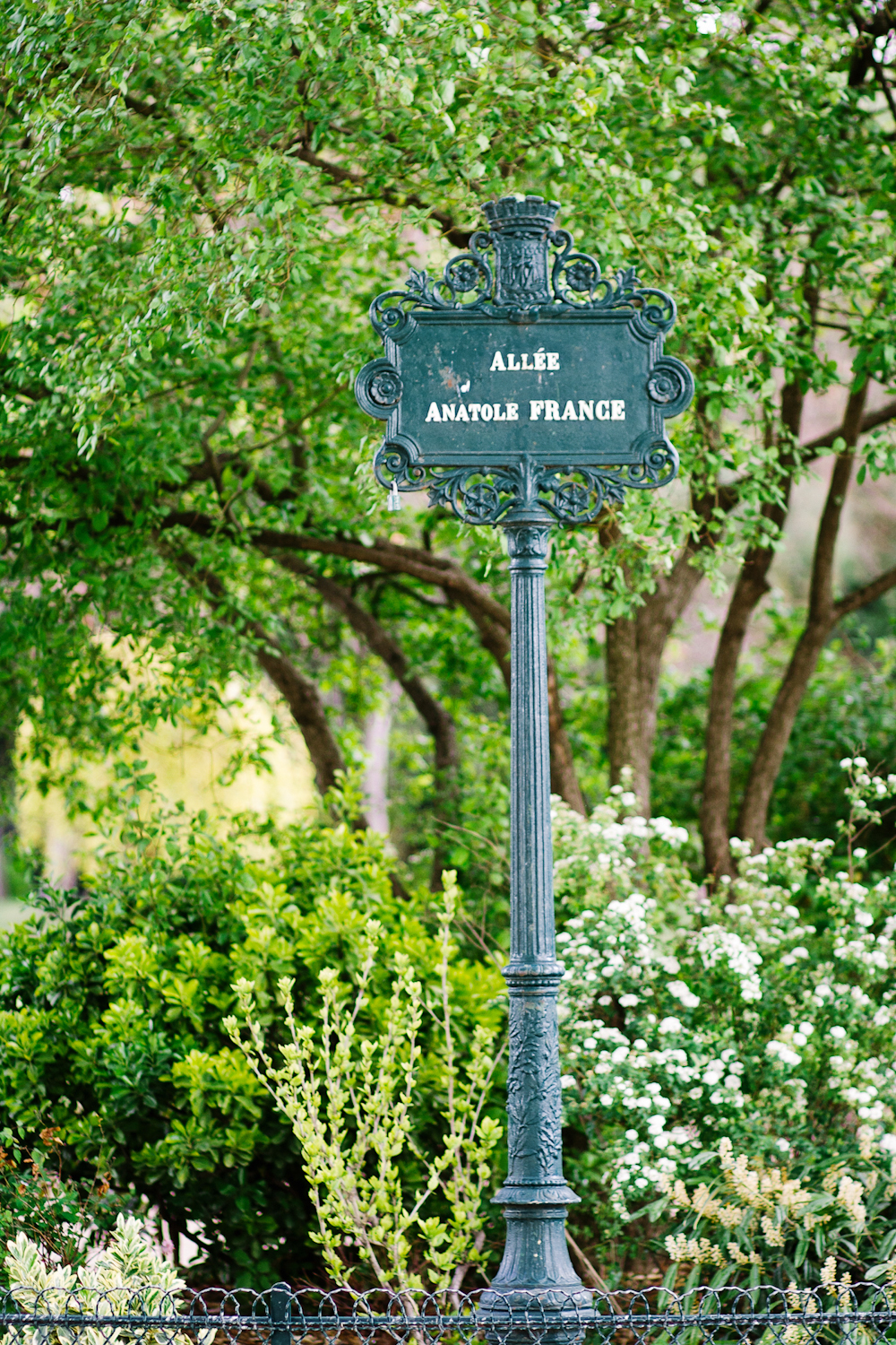 allee anatole france