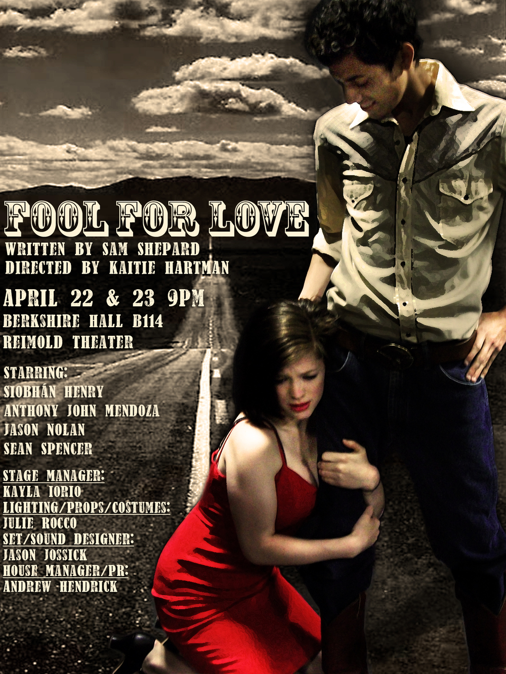 Fool Love Images Fool For Love · Posters