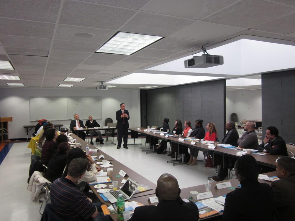 Strategic Planning Workshop 10.17.12