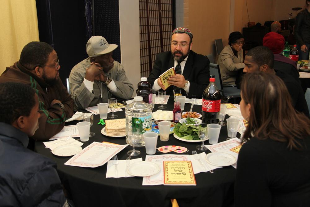 Bronx Clergy Passover Seder 3.18.13