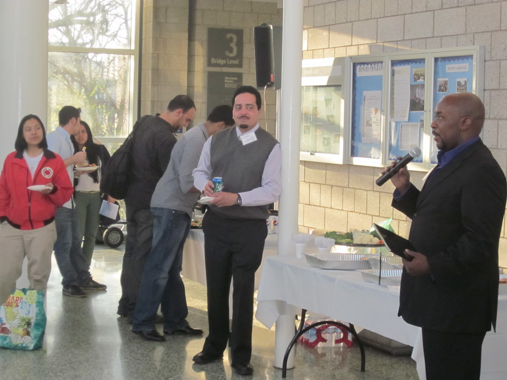 Bronx Community Impact Auction Event 4.25.13