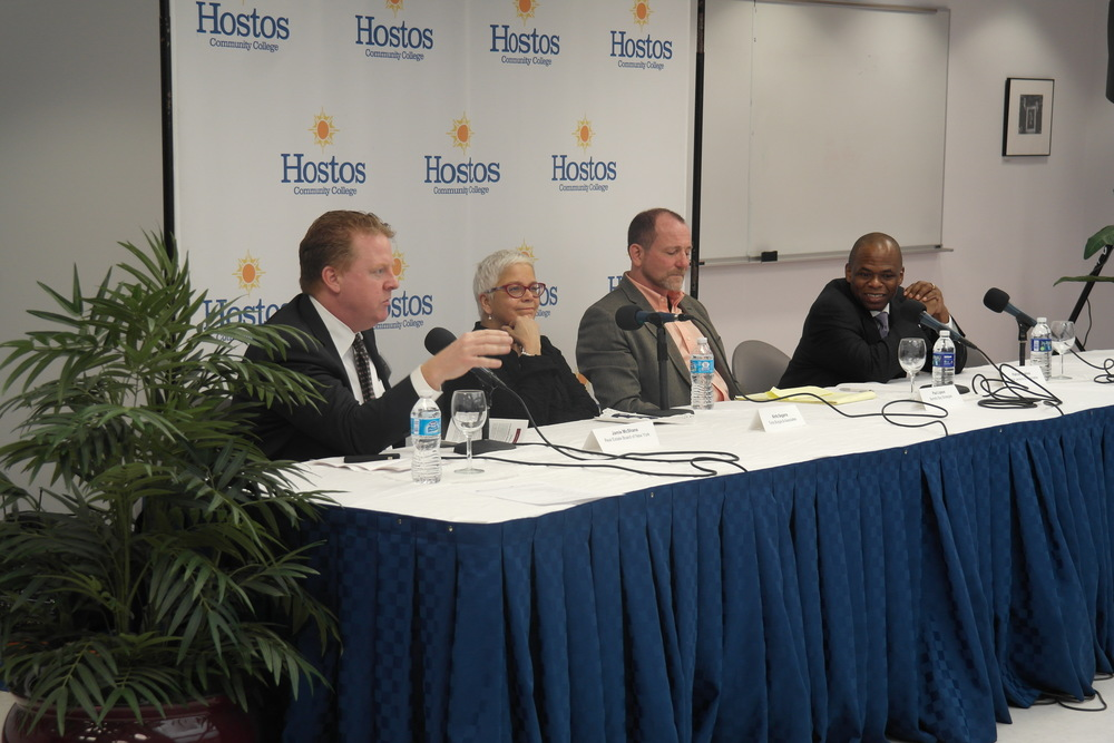 Bronx Forum: The Changing Political Landscape 2.6.14