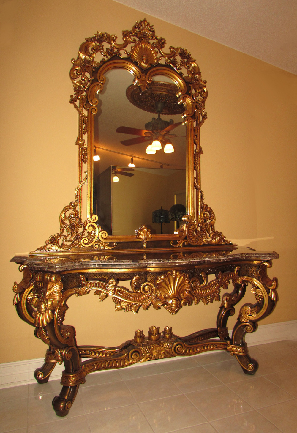 Encore Furniture Gallery French Louis XV Rococo Baroque