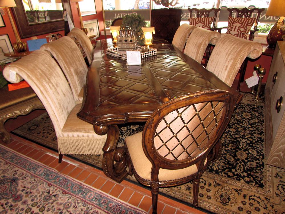 Marge Carson & Designmaster Dining Set