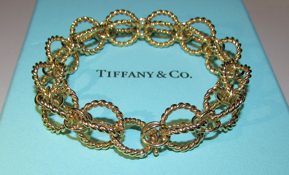 SOLD  Tiffany Bracelet