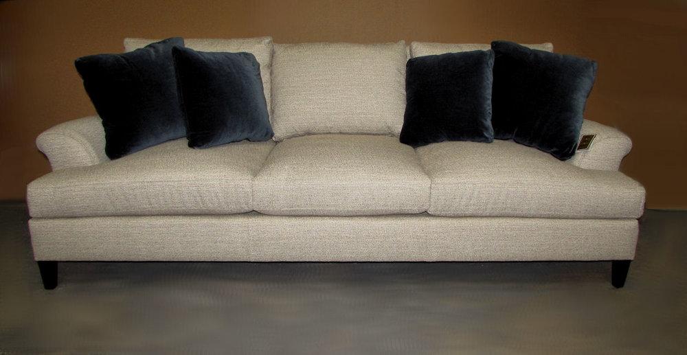 Brand New Bernhardt Interiors Chaundry Sofa N1387   REDUCED: $1,150  / Our Original Low Price: $1,500