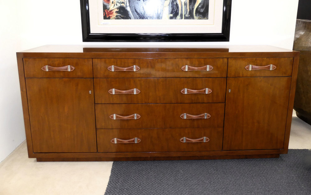 SOLD  Ralph Lauren Modern Hollywood Dresser