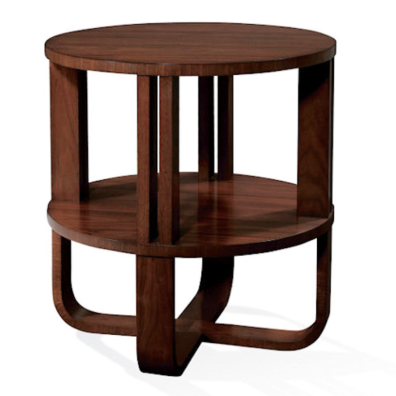 SOLD  Ralph Lauren Modern Hollywood Lamp Table