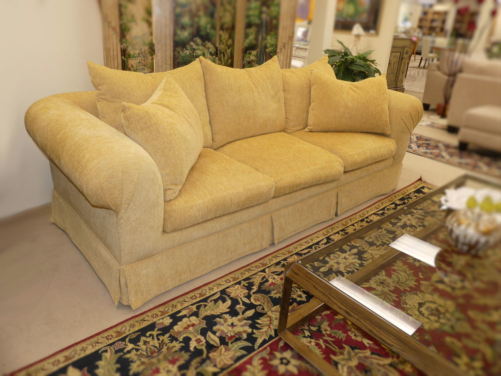 SOLD  Kreiss Giverny Sofa