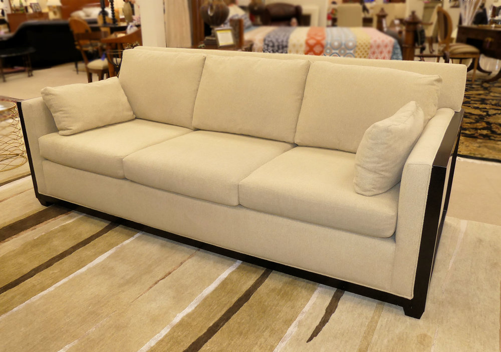 John Charles Designs Contemporary Sofa   REDUCED: $895