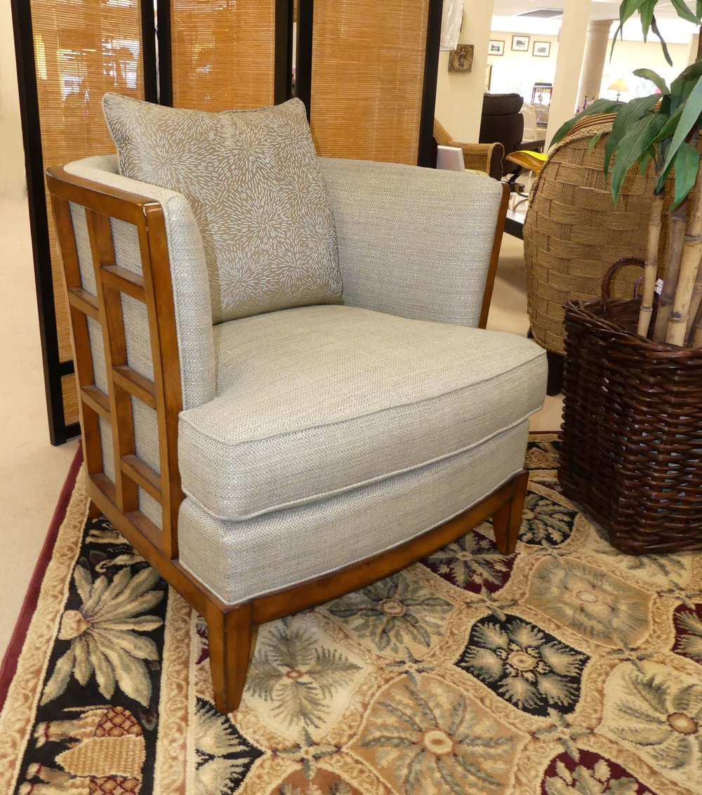 Tommy Bahama Abaco Club Chair New - Showroom Display Model  $895
