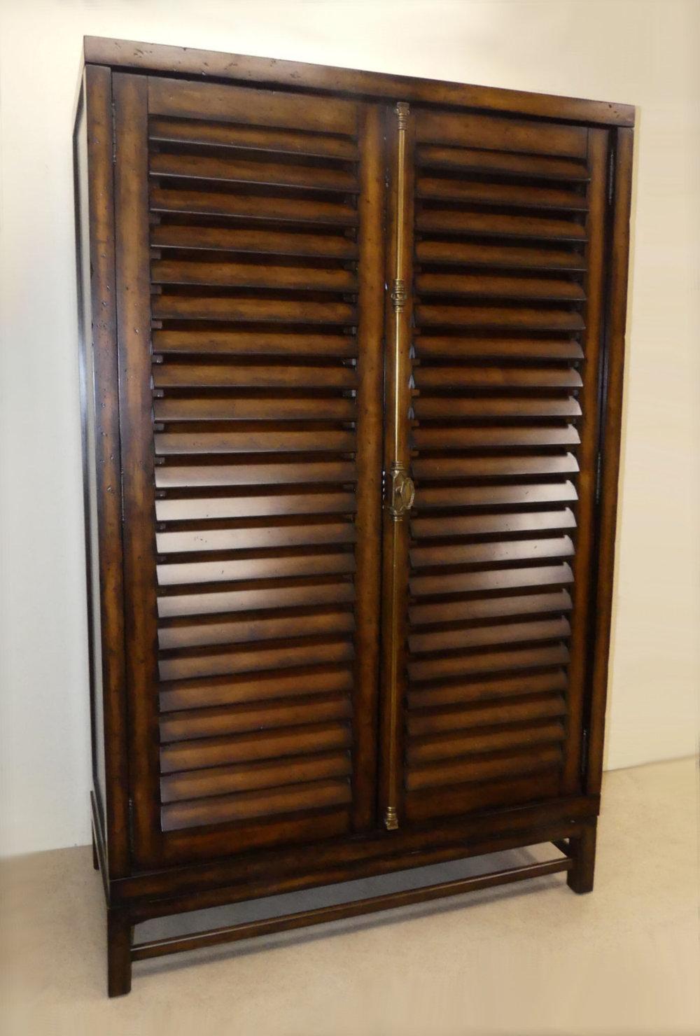 Ralph Lauren Cottage/Plantation Style Flat Screen Armoire Cabinet  $1,695