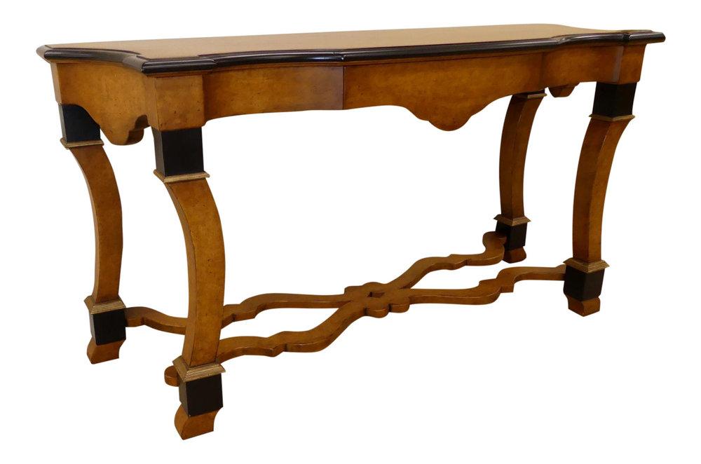 SOLD  Minton-Spidell Pietro Console Table