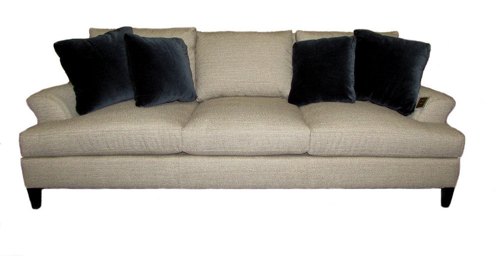 SOLD  Brand New Bernhardt Interiors Chauntry Sofa N1387