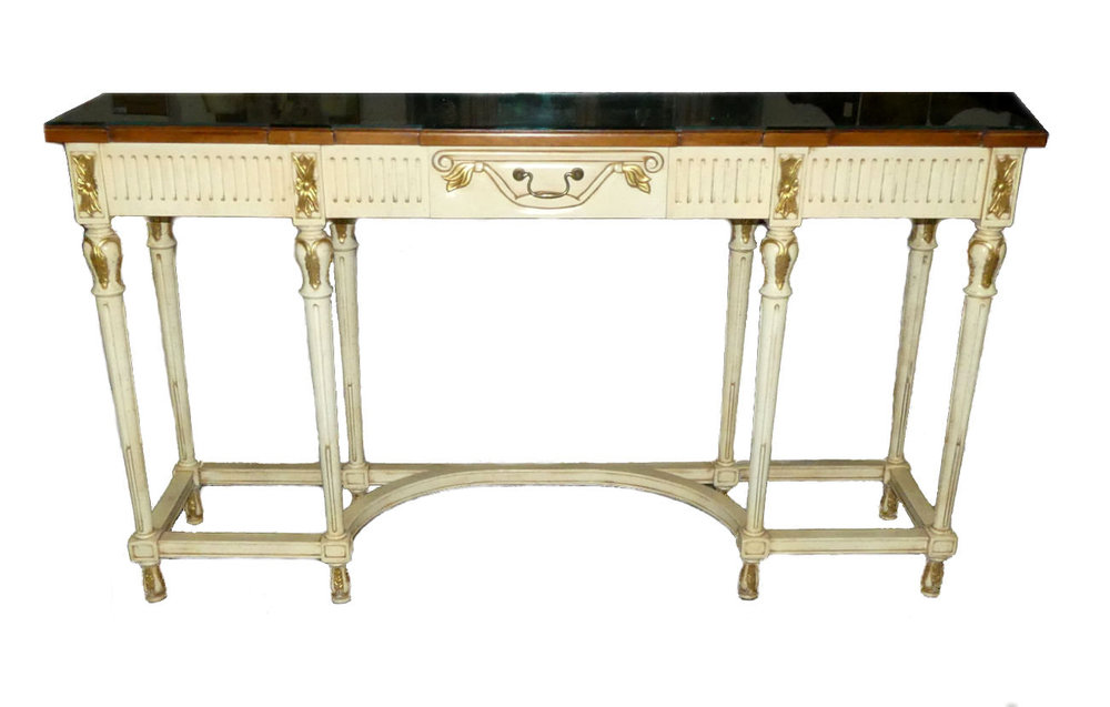 SOLD  Francesco Molon Gerome Console Table