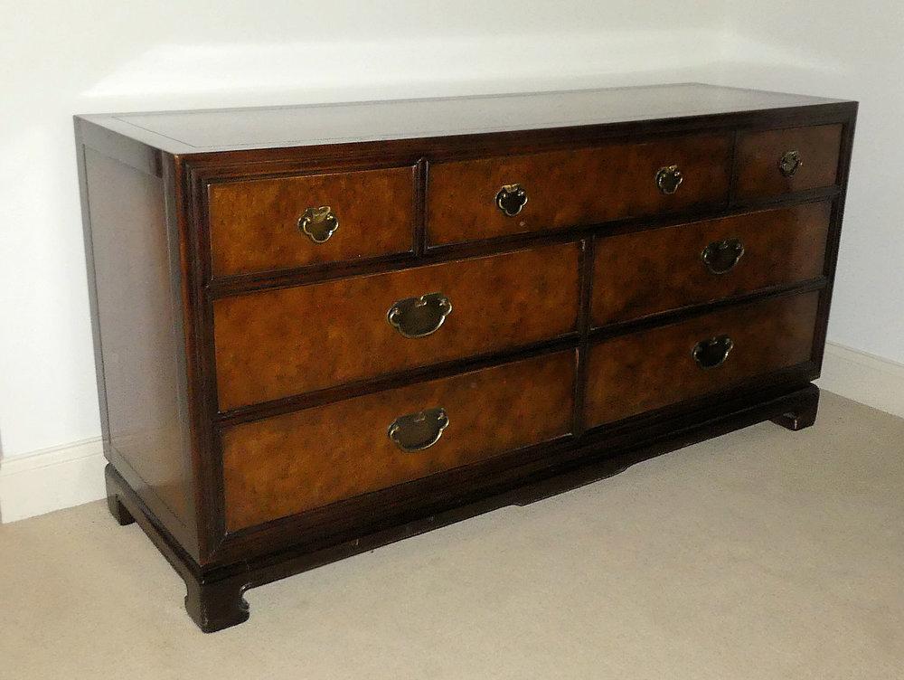 Vintage Drexel Tai-Ming Asian Modern Dresser  $649