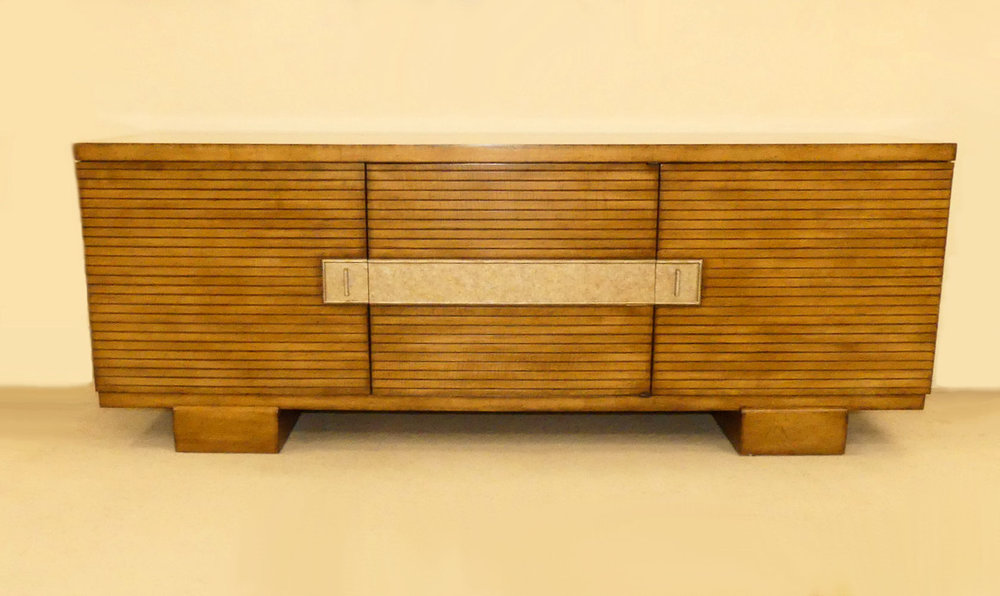 Century 3-Door Media Cabinet or Credenza  $1,195