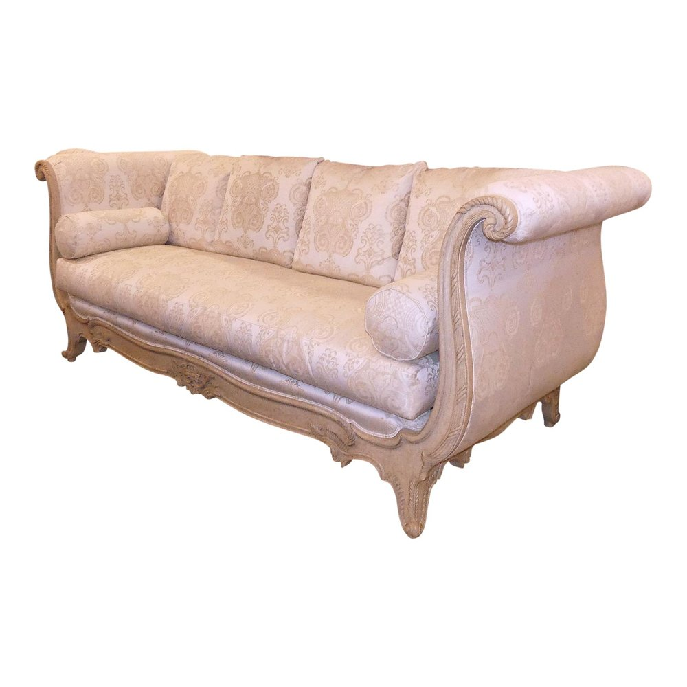 Marge Carson French Style Sofa  $3,195