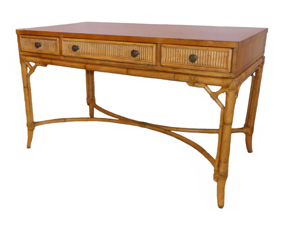 SOLD Tommy Bahama Writing Desk