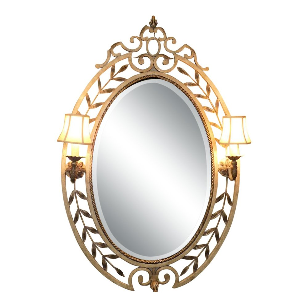 Fine Art Lamps Lighted Mirror $795