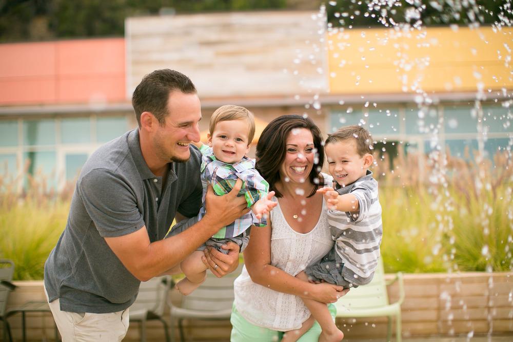 Los Angeles Family Photographer // Gina Holt Photography