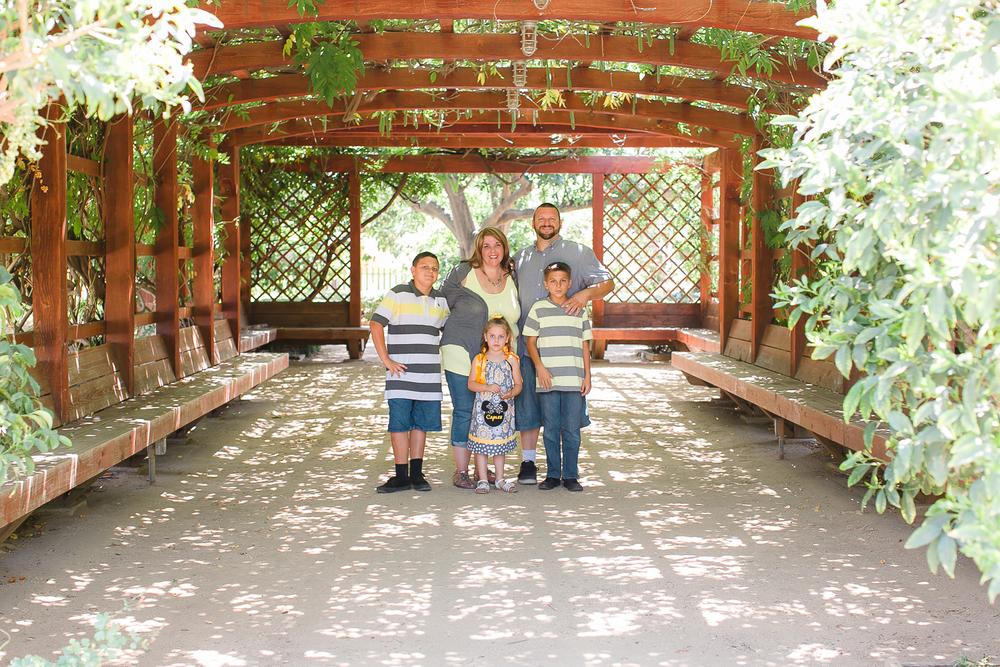 Fullerton Arboretum at Cal State Fullerton // Fullerton, Ca.