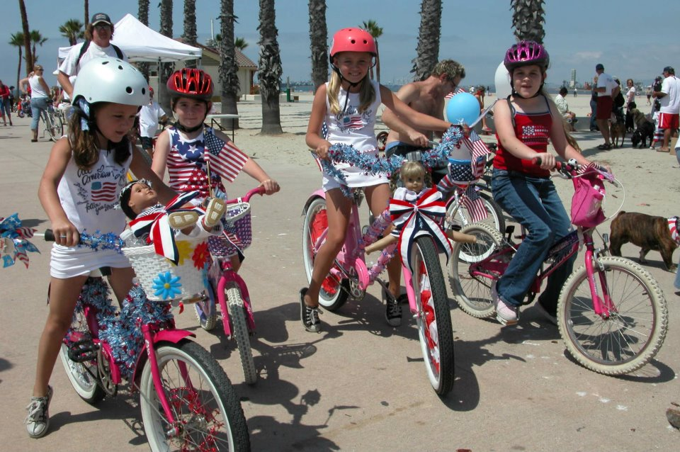 Photo by:  Great American 4th of July Kids Bike Parade Facebook Page