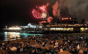 Photo by:  Redondo Beach 4th of July Fireworks Facebook Page