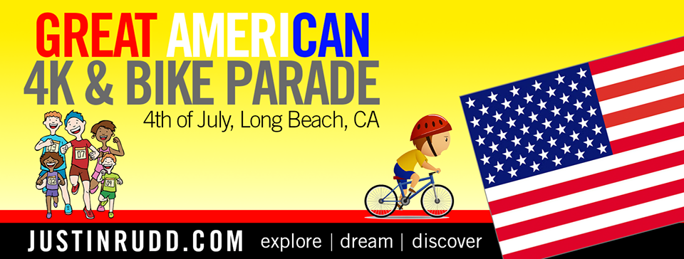 Photo: Great American 4k & Bike Parade Facebook Page