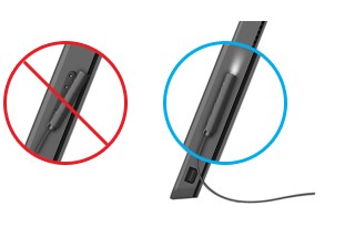 Image from Microsoft. How many other devices do you know need instructions on how to properly attach a power cord?