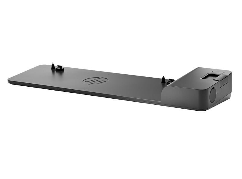 HP 2013 UltraSlim Docking Station  Quickly and easily expand your display, network, and device connectivity to customize an always-ready workspace.