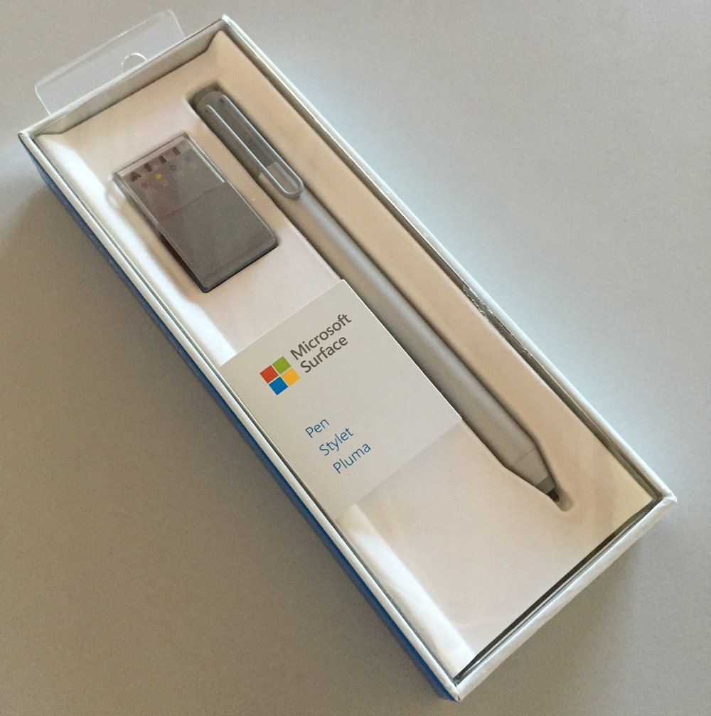 The new Microsoft Surface Pen and replacement nib kit retails in the US for $60. A standalone nib set is available for $10. The pen is compatible with the Surface Pro 3 and other N-Trig DuoSense2 devices. The nibs will not fit in other pens.