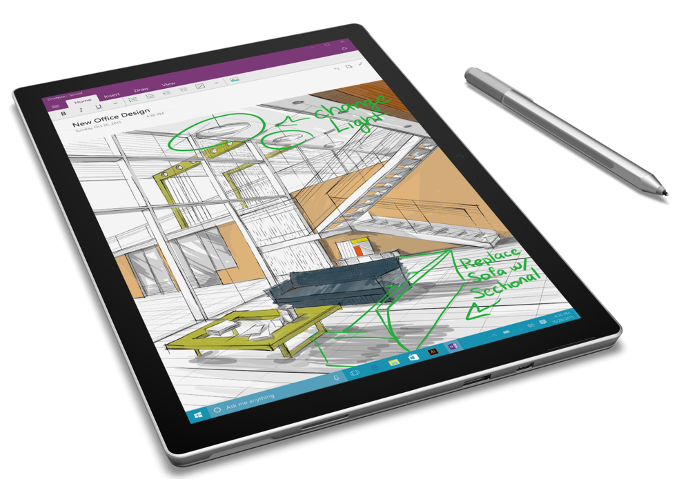 Entry Level Surface Pro 4 The Only IPad Pro Youll Ever