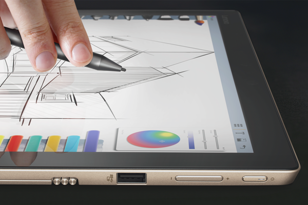 Lenovo Blog Claims Active Pen 2 Will Feature 4096