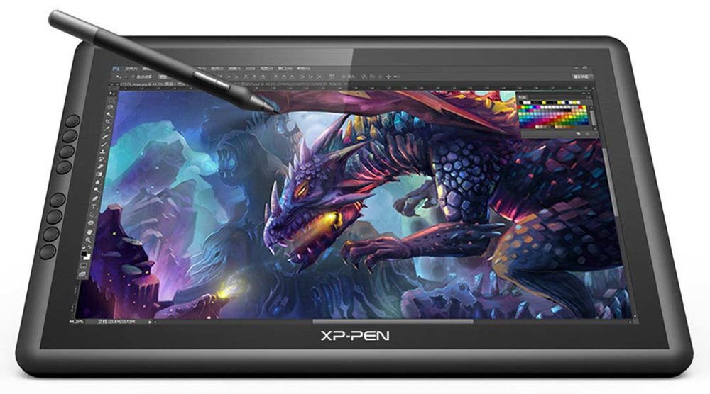 XP-Pen's Artist 16 is a price-performance leader — Surface